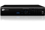 KT&C K9-S400-3TB 4 HD-SDI Real-Time DVR (1080p, 720p, Auto Detect) HDMI, VGA, 3TB HDD installed