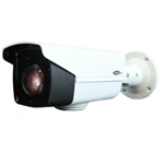 KT&C KEZ-c2BR5M50XIR 1080p HD-TVI Outdoor IR Bullet Camera, 5-50mm