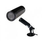 KT&C KEZ-c2CRB43 1080p HD-TVI Outdoor Miniature Cylinder Bullet Camera, 4.3mm