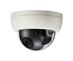 KT&C KPC-DH100NHV18 600TVL Indoor Color 3D DNR Dome Camera, 2.8-12mm Varifocal Auto Iris Lens, Mechanical D/N