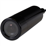 KT&C KPC-EJ230NUWX 700TVL High Quality Mini Color Bullet Camera, 3.6mm Fixed Board Lens, Mounting Bracket, IP67, Black