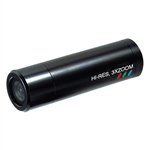 KT&C KPC-HD230CWX 520TVL High Quality Mini Color Bullet Camera, 3.6mm Board Lens, Digital D/N, IP67