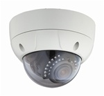 KPC-VNN101NHV15 - VNN101NHV15 Vandal Proof/Outdoor IR Dome: 30 LED, 2.6-11mm/F1.2 w/ Auto Iris, Mechanical Day/Night, Dual Power, OSD
