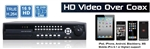 KT&C KVR-HD0800S 8 HD-SDI Stand Alone DVR (1080i, 1080p or 720p, Auto Select), VGA/HDMI Output,  240fps@720p/120fps@1080p