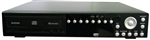KT&C KVR-J400ANC 4 Ch.Networkable MJPEG/MPEG4 Stand Alone DVR, CD-RW Drive included, Audio (1 I/O), D1, RS-485 PTZ Control