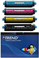 Compatible HP Color LaserJet CP4000, CP4025, CP4525, CP4575 Toner Bundle Set of 4 CMYK