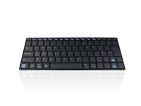 KYB-MAXIMUS-B-UK - Accuratus Maximus - Mini Layout Multi Device Wireless Bluetooth® Keyboard with Scissor Keys