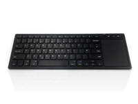 KYB400-8000-BTAU - Accuratus 8000 - Bluetooth 3.0 Wireless All in One Media Touchpad Keyboard with Gesture Controls