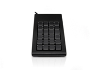 KYB500-S24AUSBBK - Accuratus S24A - USB Keypad with 24 Fully Programmable Cherry MX Keys