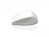 MOUNA-SIL-RFCWH - Accuratus AccuMed RF Mouse - RF 2.4GHz Wireless Full Size Sealed IP67 Antibacterial Medical Mouse