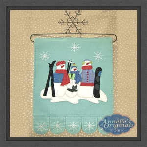Snow Buddies (Hanging Version)