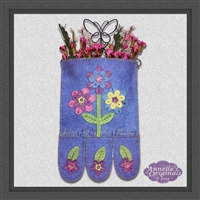 Mini-More Sparkle Bouquet (Gift Holder & Hanging)
