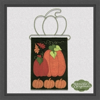 Mini Pumpkin Patch (Hanging)