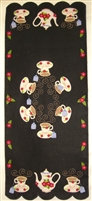 Tea Times Ten Table Runner