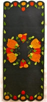 Pumpkin Patch Candle Mat Table Runner