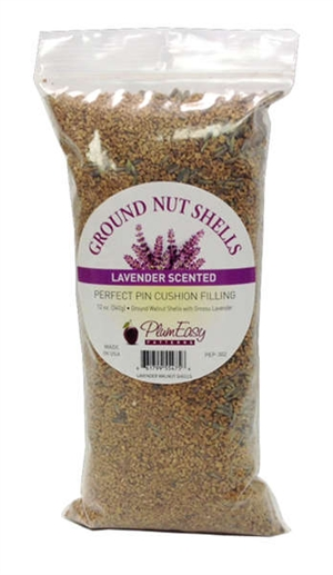Ground Walnut Shells - Lavender Scented