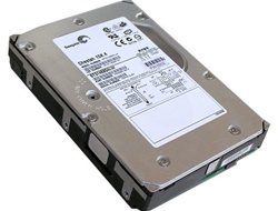 Seagate ST3300655LC 300GB SCSI Ultra320 15000RPM 80pin 16MB Hard Drive - New w/ 3-yr warranty