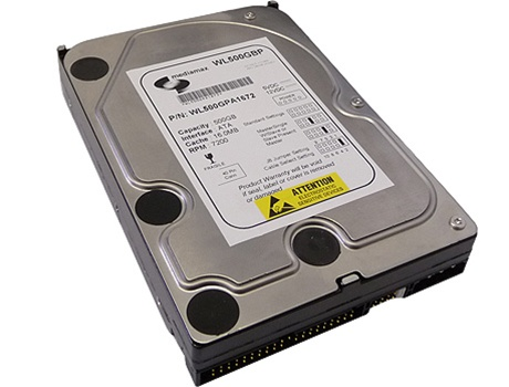 how to connect hard drive pc 133