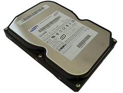 Samsung SpinPoint SV1604E 160GB UDMA/133 5400RPM 2MB IDE Hard Drive pull w/ 1 Year warranty