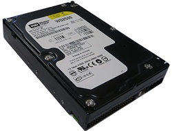 Western Digital Caviar SE (WD2500JB) 250GB 8MB Cache 7200RPM ATA100 Hard Drive - OEM w/1 Year Warranty