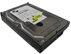 "White Label 640GB 32MB Cache 7200RPM SATA 3.0Gb/s 3.5"" Internal Desktop Hard Drive - w/ 1 Year Warranty"