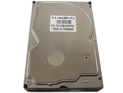 "WL 120GB 2MB Cache 7200RPM IDE ATA/100 IDE (PATA) 3.5"" Desktop Hard Drive -New w/1 Year Warranty"