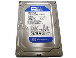 "Western Digital Caviar Blue (WD800AAJS) 80GB 8MB Cache 7200RPM SATA 3.0Gb/s 3.5"" Desktop Hard Drive - OEM w/ 1 Year Warranty"
