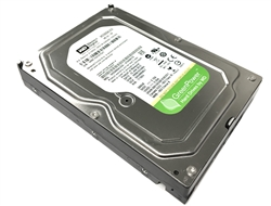 "Western Digital WD AV-GP WD5000AUDX 500GB IntelliPower 32MB Cache SATA 6.0Gb/s 3.5"" Internal Hard Drive w/1 Year Warranty"