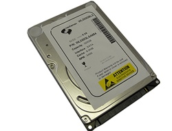 White Label 320GB 8MB Cache 5400RPM SATA Notebook Hard Drive w/1-Year Warranty