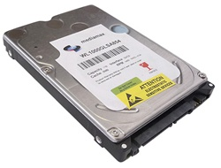 "White Label 1TB 5400RPM 8MB Cache 12.5mm 2.5"" SATA Notebook Hard Drive w/ 1 year warranty"
