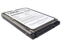 "Generic WL 120GB 8MB Cache 5400RPM SATA2 2.5"" Laptop Hard Drive w/1-Year Warranty"