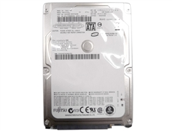 "Fujitsu MHY2160BH 160GB 5400 RPM 8MB Cache SATA 1.5Gb/s 2.5"" Notebook Hard Drive -New w/1 Year Warranty"