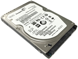 "Seagate Momentus XT ST750LX003 750GB 7200 RPM 32MB Cache 2.5"" SATA 6.0Gb/s Solid State Hybrid Drive-New OEM - w/1 Year Warranty"