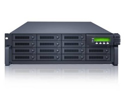 Sans Digital AccuRAID AR316S 3U 16 Bay Rackmount SATA to U320 SCSI RAID 6 Storage - Retail