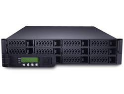 Sans Digital AccuRAID AR212F4 2U 12 Bay Rackmount SATA to 4Gbit FC RAID 6 Storage - Retail