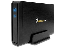 HornetTek Viper 320GB 8MB Cache 7200RPM USB External Hard Drive (Black) - Retail w/1 Year Warranty