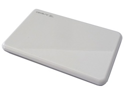Cavalry CAUG Series 2.5inch USB 2.0 to SATA External Enclosure (White) - Retail