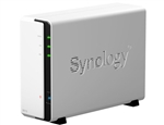 Synology DS112 High-Performance & Feature-rich 1-bay All-in-one NAS Server (Diskless) - Retail