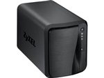ZyXEL Personal Cloud Storage [2-Bay] for Home with Remote Access and Media Streaming [NAS520] - Retail