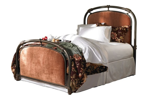 Abington Iron Bed By Wesley Allen At Westwoodsleepcenters Com