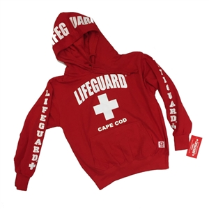 Cape Cod Lifeguard Sweatshirt | LaBelle's General Store #lifeguard