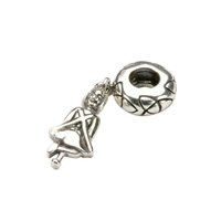 Tara's Diary Irish Step Dancer Bead | A cherished symbol in the Irish tradition.