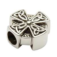 Tara's Diary Celtic Cross Bead