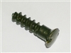 Trigger guard plate wood screw