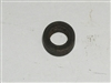 Rear sight axis pin washer