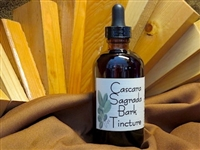 CASCARA SAGRADA BARK TINCTURE