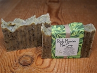ROCKY MOUNTAIN MINT SOAP