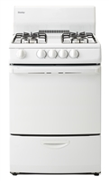 "Danby 3 cu.ft. 24"" Electric Range - White"