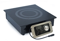 Sunpentown 1400W Built-In Radiant Cooktop