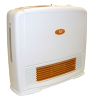 Ceramic Heater with Humidifier and Thermostat